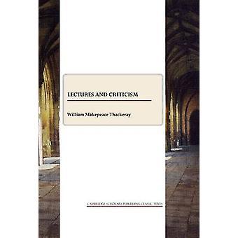 Lezingen en kritiek van William Makepeace Thackeray - 9781443801546