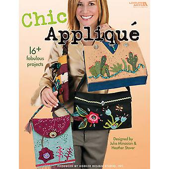 Chic Applique by Kooler Design Studio - 9781601404329 Book