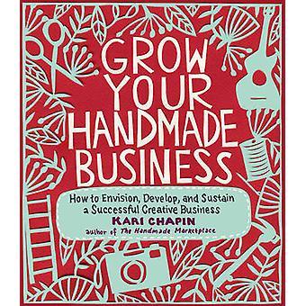 Växer din handgjorda Business - hur att föreställa - utveckla - och upprätthålla