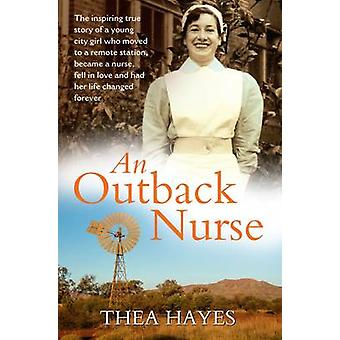 An Outback Nurse (Main) by Thea Hayes - 9781760111328 Book