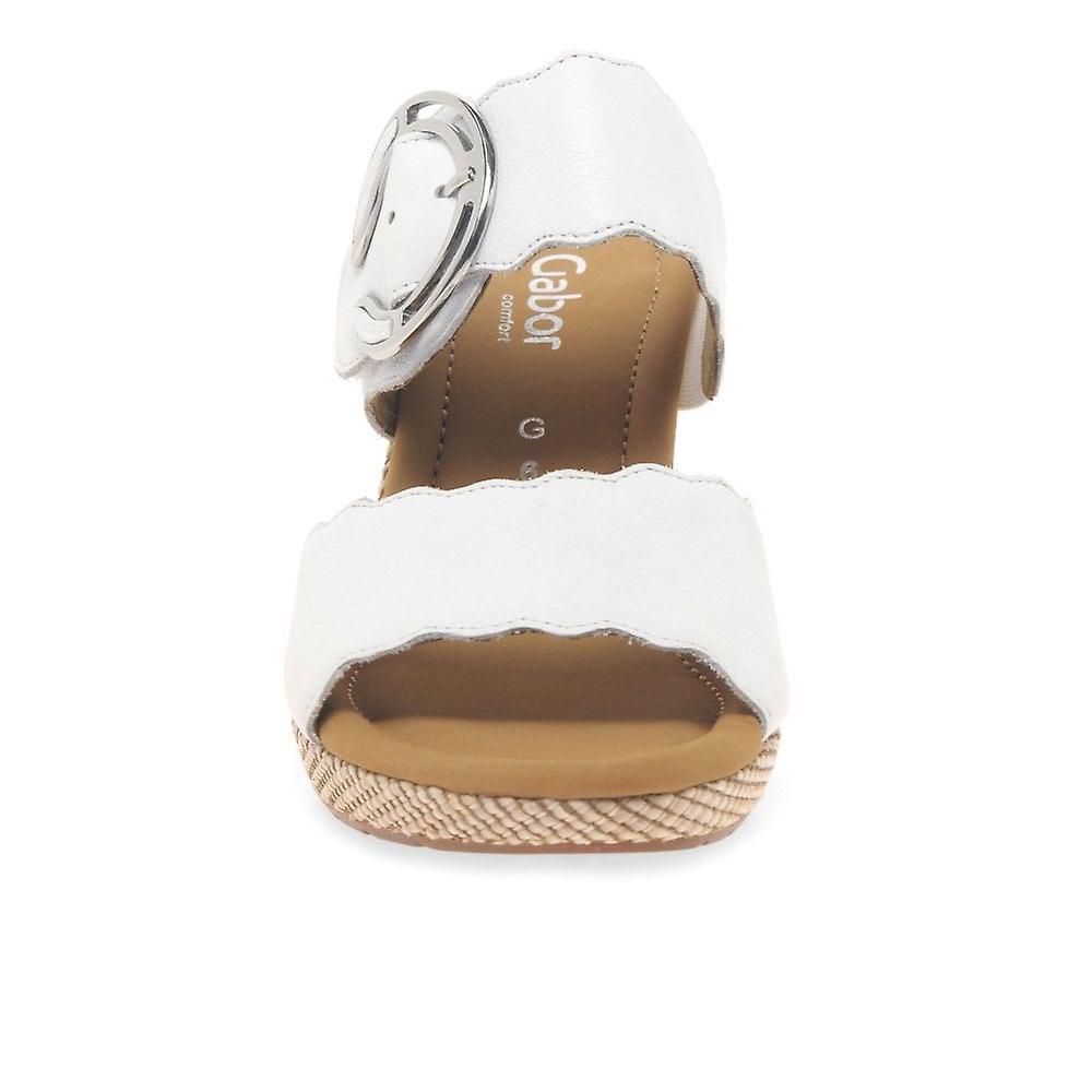 Gabor Kent damskie klin sandały Heel rH7BR