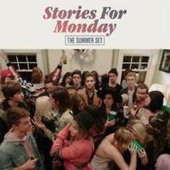 Summer Set - Stories for Monday [CD] USA import