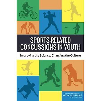 Sportbezogene Gehirnerschütterungen in Jugend: Verbesserung der Wissenschaft, das Ändern der Kultur