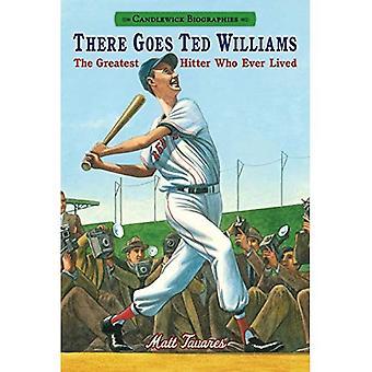 Det går Ted Williams: Veke biografier: största torped som någonsin levt