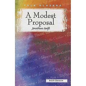 A Modest Proposal (Tale Blazers: British Literature)