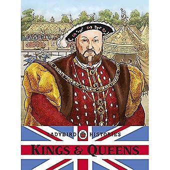 Le livre de la coccinelle des rois et des reines