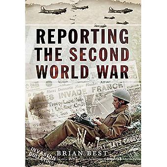 Rapportering av andra världskriget
