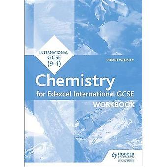 Edexcel internasjonale GCSE kjemi arbeidsbok