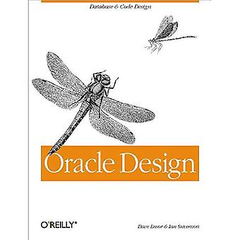 Oracle-Design: The Definitive Guide (Nutshell Handbooks)