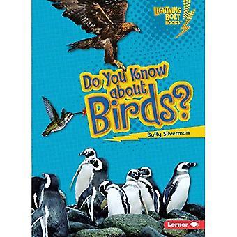 Connaissez-vous les oiseaux? (Lightning Bolt livres: satisfaire les groupes d'animaux)