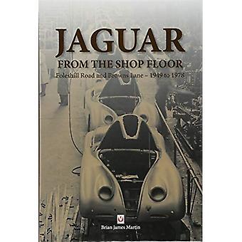 Jaguar van de werkvloer