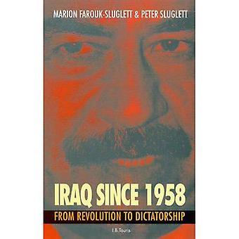 Iraq dal 1958: Dalla rivoluzione alla dittatura
