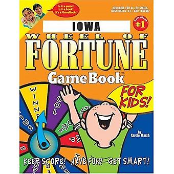 Iowa roue de la Fortune jeu livre pour les enfants!: Game Book #1