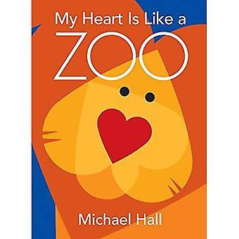 Mijn hart is als een dierentuin
