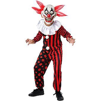 Googly Eye Clown Child Costume