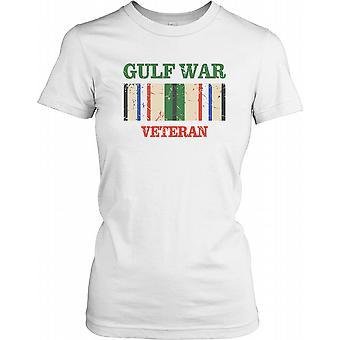 Golf-Krieg-Veteran Damen T-Shirt