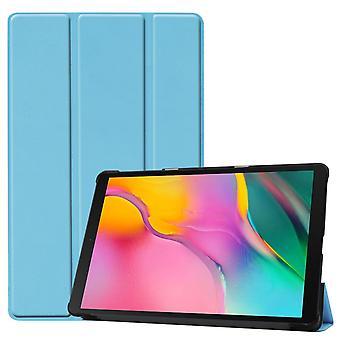 Slim fit cover voor Samsung Galaxy tab A 10,1 2019-licht blauw