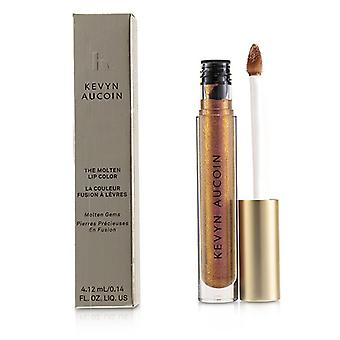 Kevyn Aucoin The Molten Lip Color Molten Gems - # Fire Amber - 4.12ml/0.14oz