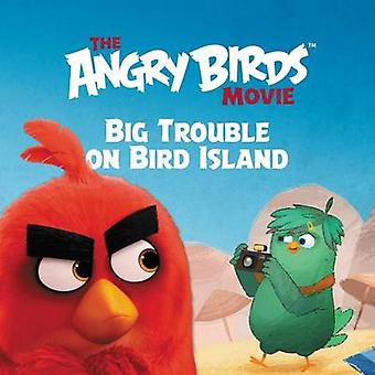 The Angry Birds Movie - Big Trouble on Bird Island by Sarah Stephens -