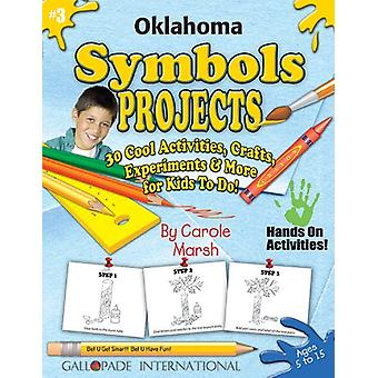 Oklahoma Symbols Projects - 30 Cool Activities - Crafts - Experiments