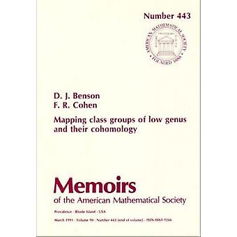Mapping Class Groups Of Low Genus And Their Cohomology - 978082182506