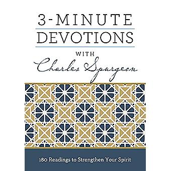 3-Minute Devotions with Charles Spurgeon by Compiled by Barbour Staff