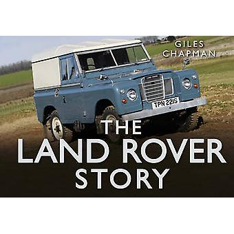 The Land Rover Story von Giles Chapman-9780752489940 Buch