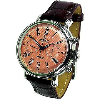 Basilica by Poljot International Men's Watch Baikal Chronograph 2901.1940912