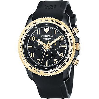 Swiss Eagle SE-9044-05 Heren Horloge