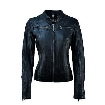 Women's leather jacket Vivien