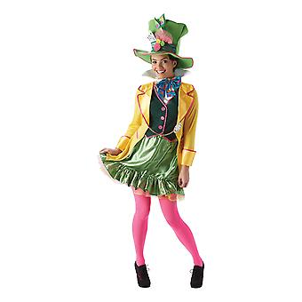 Ladies' Mad Hatter Costume