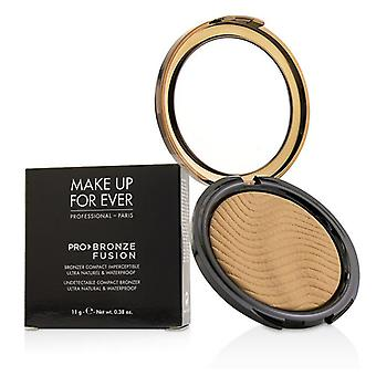 Make Up For Ever Pro Bronze Fusion Undetectable Compact Bronzer - # 20m (sand) - 11g/0.38oz