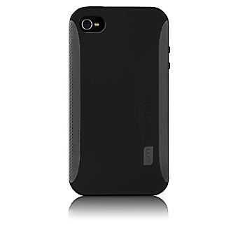 Case-Mate Pop Case for iPhone 4/4s - Black/Cool Grey
