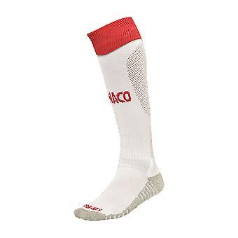 2019-2020 Monaco Kappa Home Socks (White)