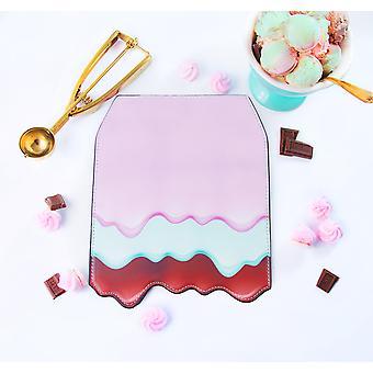 Bake-um-Bag neapolitan Mint flap