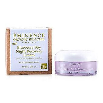 Eminência Blueberry soja noite creme - 60ml/2oz