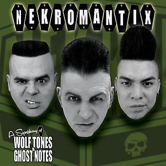 Nekromantix - A Symphony of Wolf Tones & Ghost Notes [CD] USA import