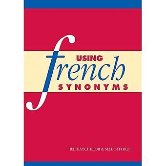 Met behulp van Franse synoniemen