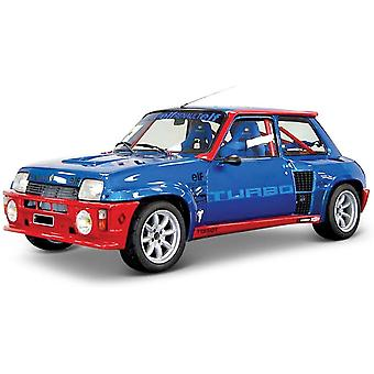 Bburago 1:24 Renault R5 Turbo Diecast model
