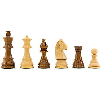 Down Head Knight Sheesham Staunton Chess Pieces 3.25 Inches
