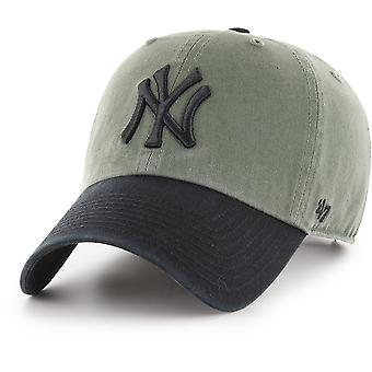 47 ogień regulowane Cap - CLEAN UP New York Yankees mech