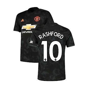 2019-2020 Man Utd Adidas harmadik futball póló (RASHFORD 10)