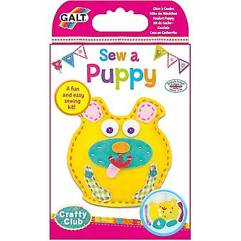 Galt Sew A Puppy  - Craft Kit