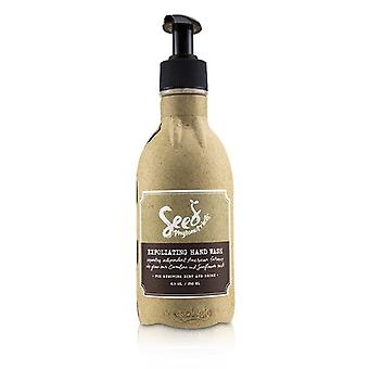 Seed Phytonutrients Exfoliating Hand Wash (for Removing Dirt & Grime) - 250ml/8.5oz