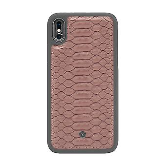 Marvêlle iPhone Xs Max Magnetic Case Ash Pink Trend