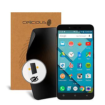 Celicious Privacy 2-Way Anti-Spy Filter Screen Protector Film Compatible with Gionee P5 Mini