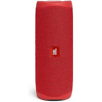 JBL Flip 5 Portable Waterproof Bluetooth Speaker - Fiesta Red
