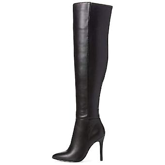 Charles by Charles David Womens DAYA Leather Pointed Toe Knee High Fashion Bo...
