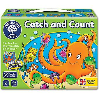 Orchard Toys Catch & Count