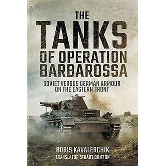 Tanks van Operatie Barbarossa door Boris Kavalerchik